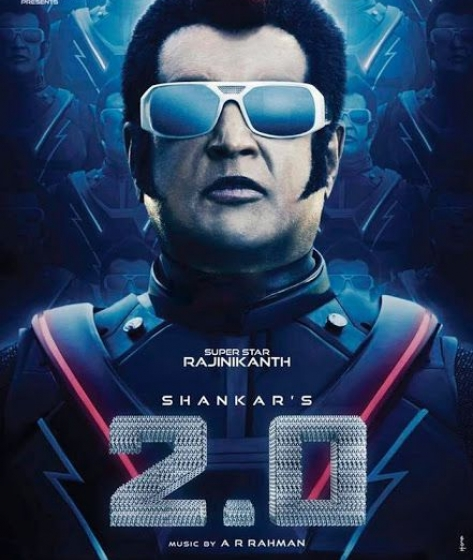 2.0 Movie 3D Show 30-11-2018 Friday