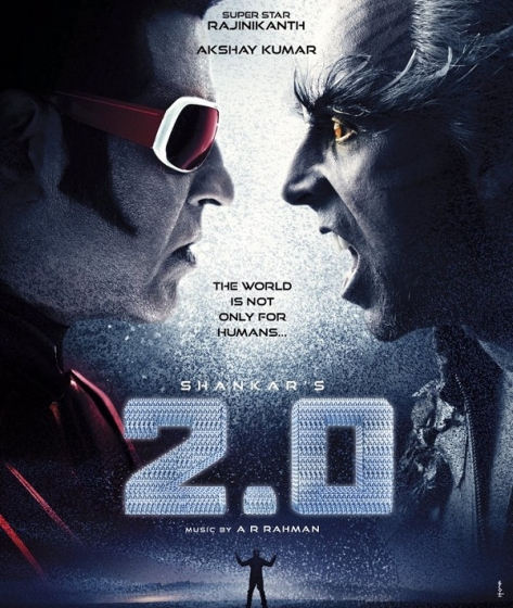 2.0 Movie 3D Show 29-11-2018 Thursday